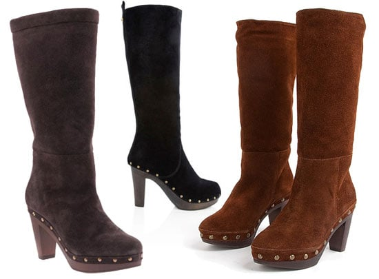 Clog Boots