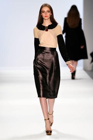 Fall 2011 New York Fashion Week: Jill Stuart