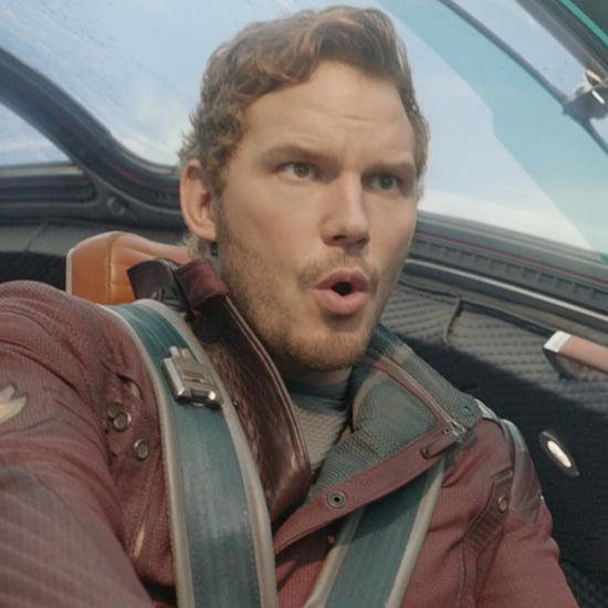 Chris Pratt Interview About Guardians of the Galaxy