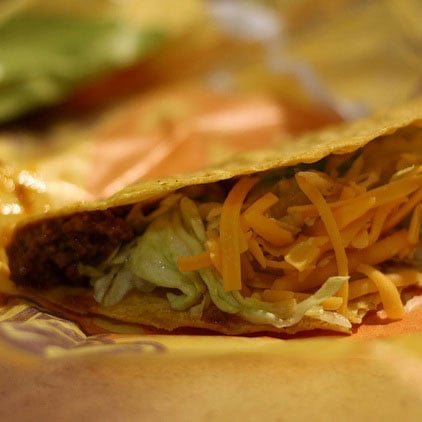 Free Taco Bell Beef Tacos