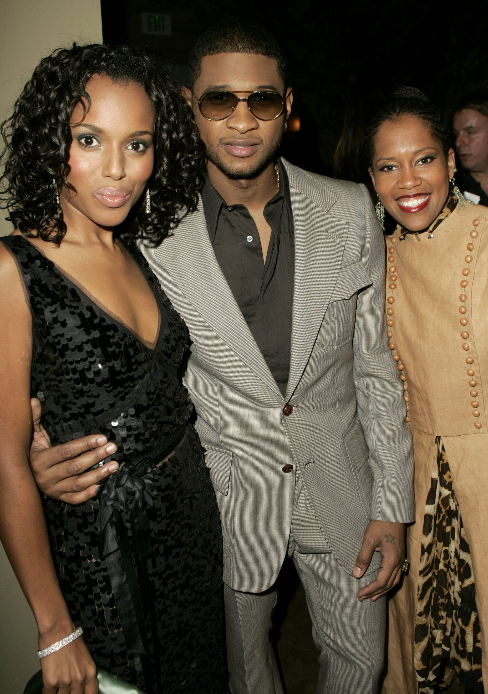 She, Usher, and Regina King Have Been Tight Since at Least 2004