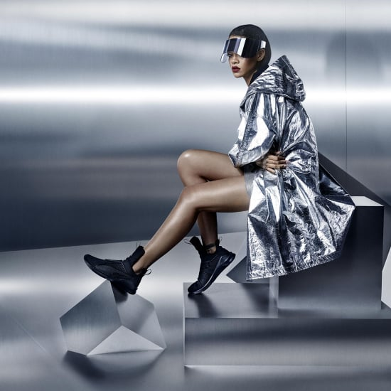 Rihanna Releases Fenty x Puma Trainer
