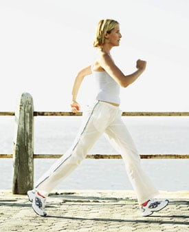 Step in the Right Direction: Moderate Exercise Defined