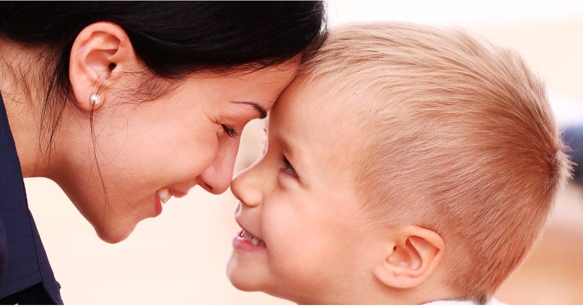 Фото мама і син