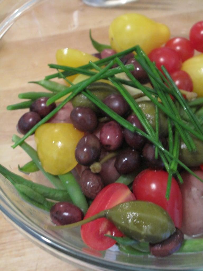 Photos of Nicoise Salad