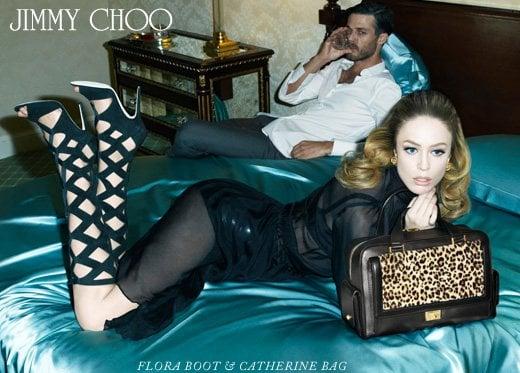 Raquel Zimmermann For Jimmy Choo Ad 2011-06-22 13:50:23