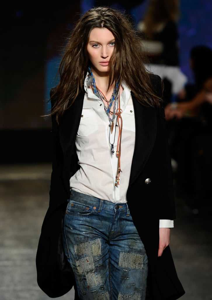 New York Fashion Week: William Rast Fall 2010