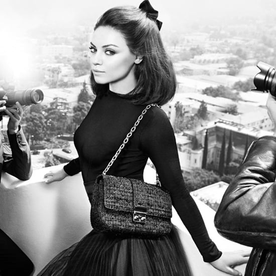Mila Kunis Stars in Miss Dior Fall 2012 Campaign Video