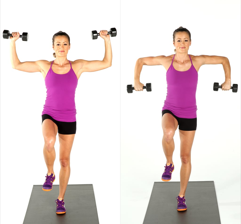 How To Build Muscle With Dumbbells At Home Women