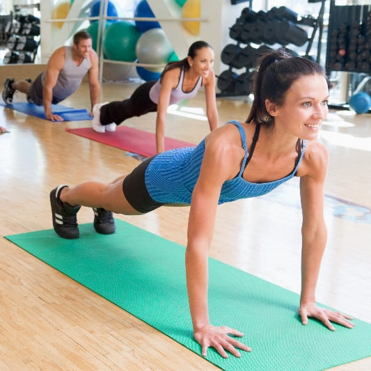 Group Fitness Class Tips