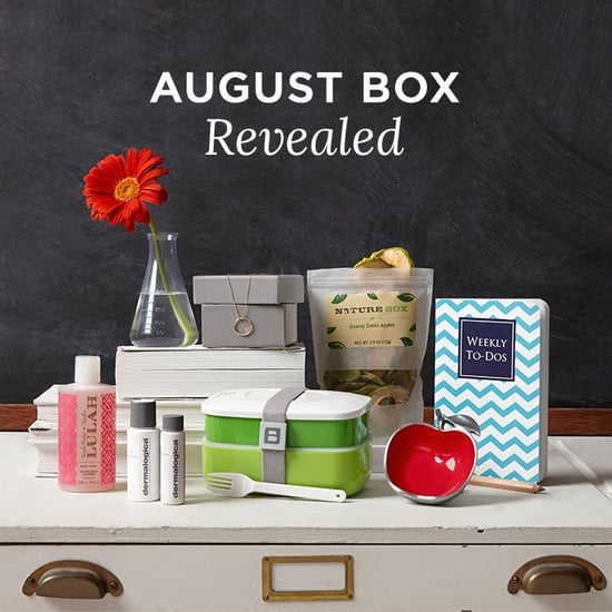 POPSUGAR Must Have Box Reveal August 2013