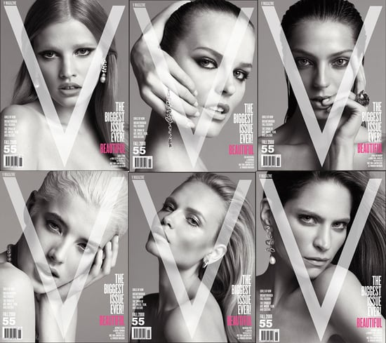 Which V Magazine September Cover Girl Is Most Fab?