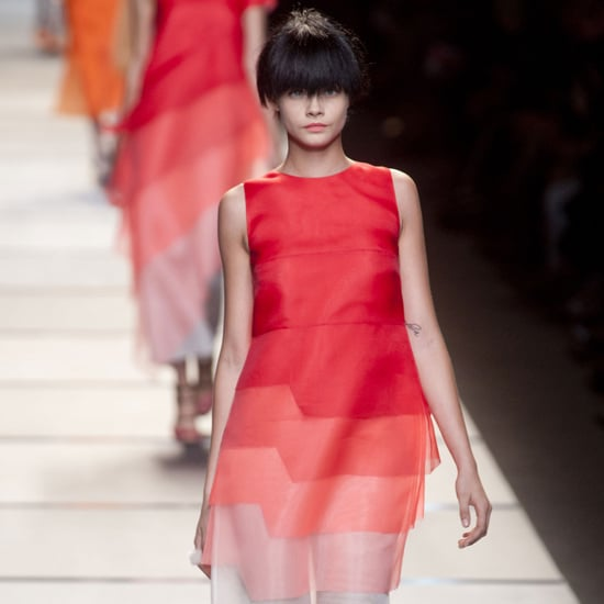 Fendi Spring 2014: Layers of Meaning
