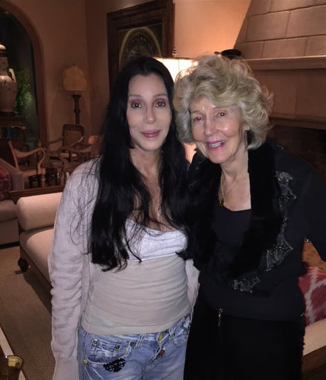No Need to Turn Back Time: Cher and Her 90-Year-Old Mom Don't Age (This Photo Proves It!)