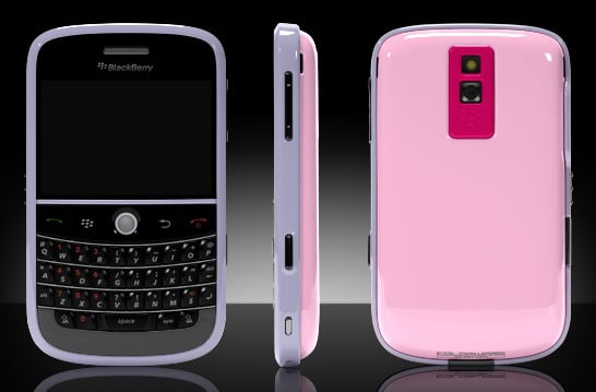 Daily Tech: Colorware Offering BlackBerry Bold Customization