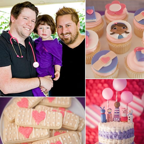 Doctor's Orders: A Doc McStuffins Party Filled With Sweet Details
