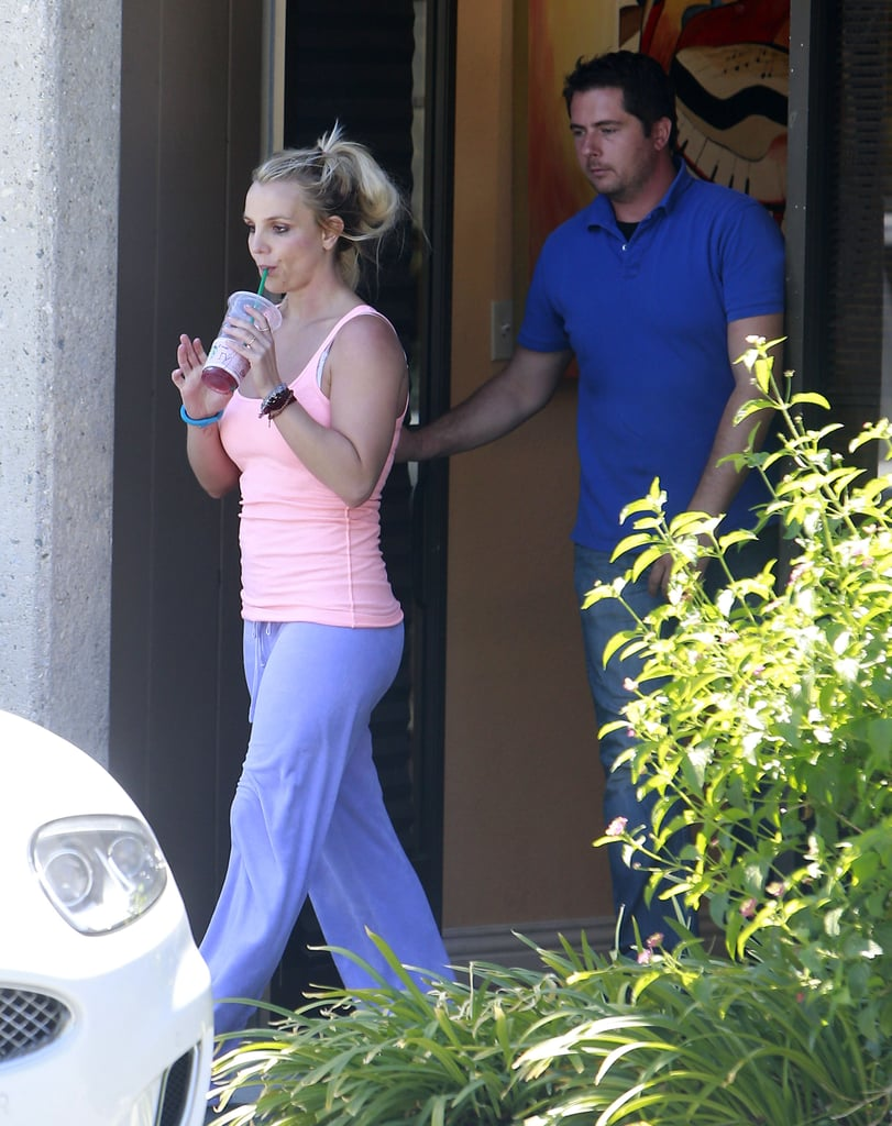 Secrets, Secrets Are No Fun Unless They're Shared From Britney Spears