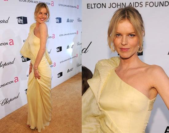 Elton John AIDS Foundation Oscar Party: Eva Herzigova