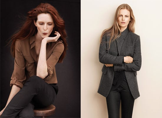 First Look: Country Road's A/W Campaign starring Emma Balfour, Samantha Harris and Alice Burdeu