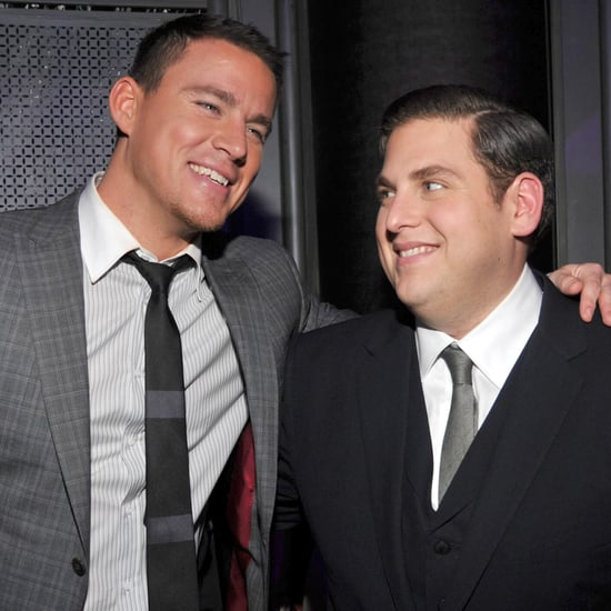 Channing Tatum and Jonah Hill's X-Rated Bet