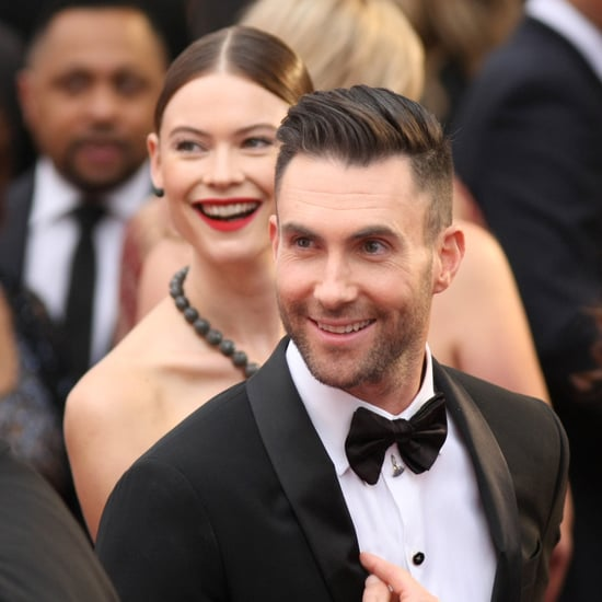 Adam Levine Expecting First Child (Video)