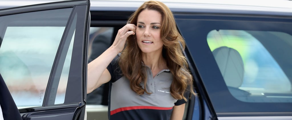 Kate Middleton's Athleisure Style Is Definitely Queen Approved