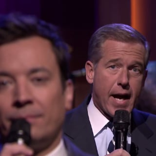 Brian Williams Slow-Jams the News | Video