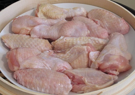 How to Prep Chicken Wings For Appetizers