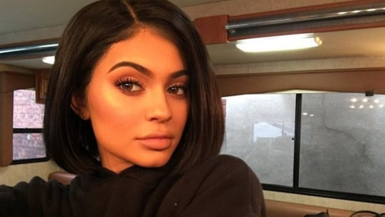 Kylie Jenner Just Revealed A New Lip Kit Color on Snapchat (Of Course)