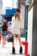 Ditch the typical LWD styling formula and add interest to yours with a bohemian touch, like so. Source: Le 21ème   Adam Katz Sinding