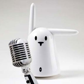 Nabaztag: The World's First Radio Rabbit