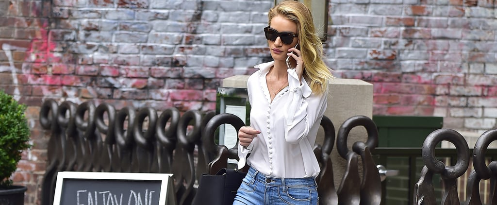 Every Supermodel's Favourite Jeans Are Stuffed Somewhere at the Back of Your Wardrobe