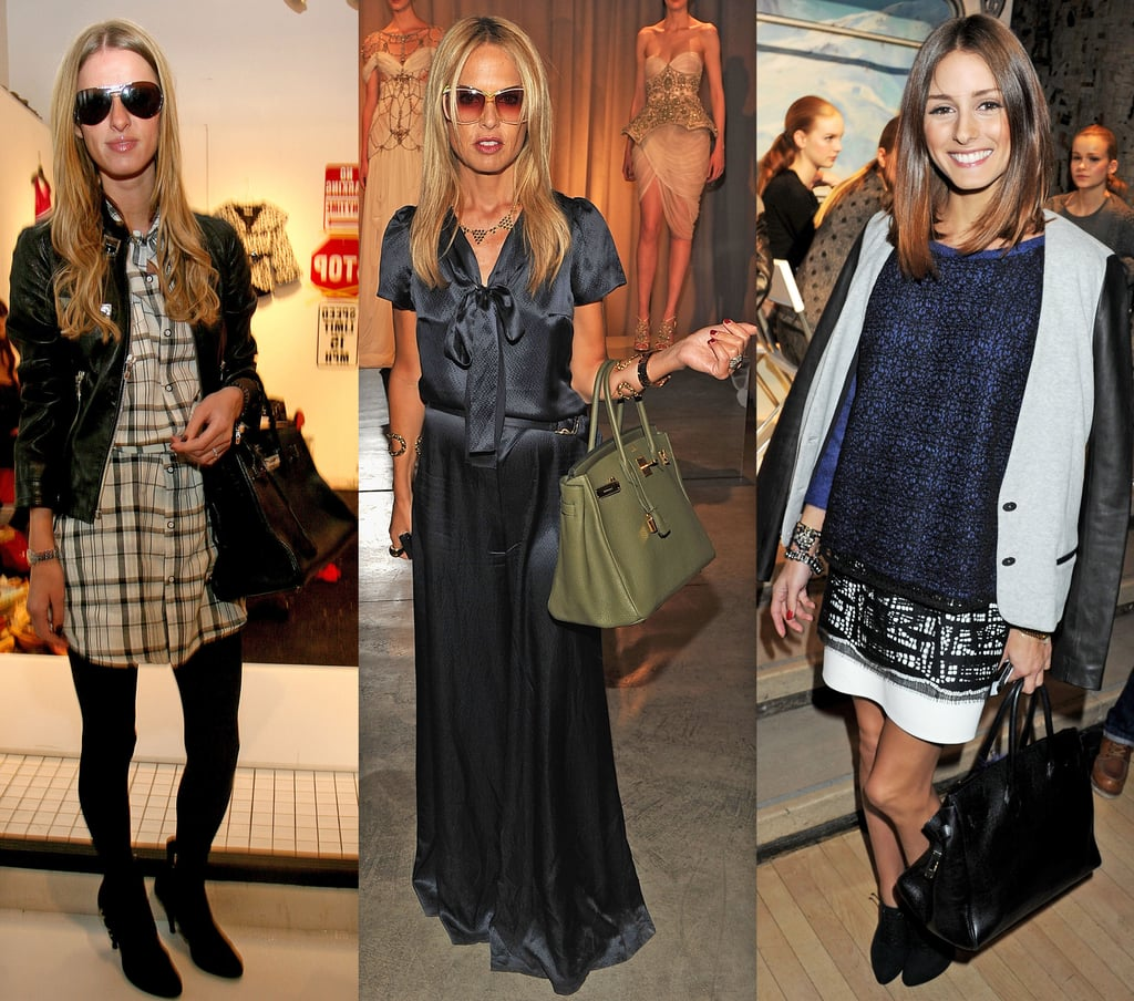 Hermes birkin and celebrities who love them olivia for Hermes palermo