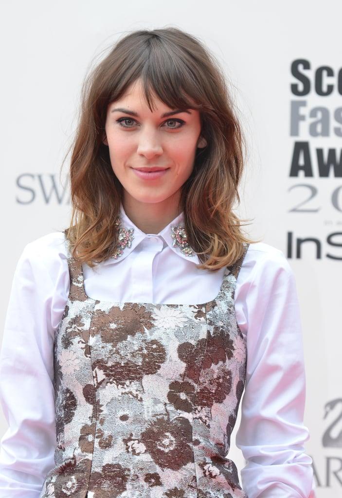 June 2012: Scottish Fashion Awards