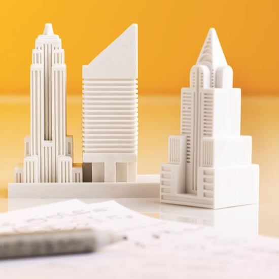 City-Themed Desk Accessories