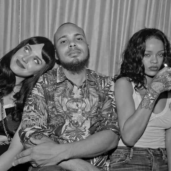 Katy Perry and Rihanna Partying With Diplo | Pictures