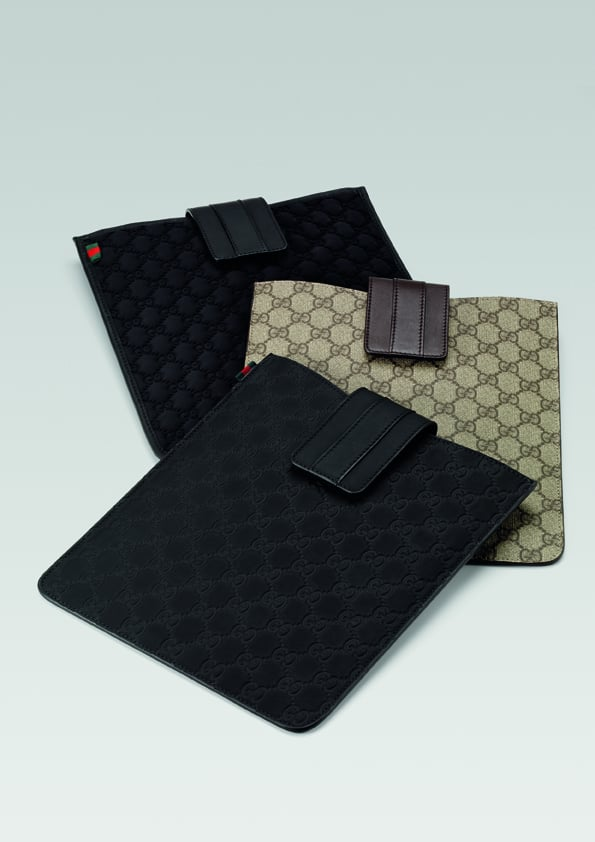 Photos of the Gucci iPad Case