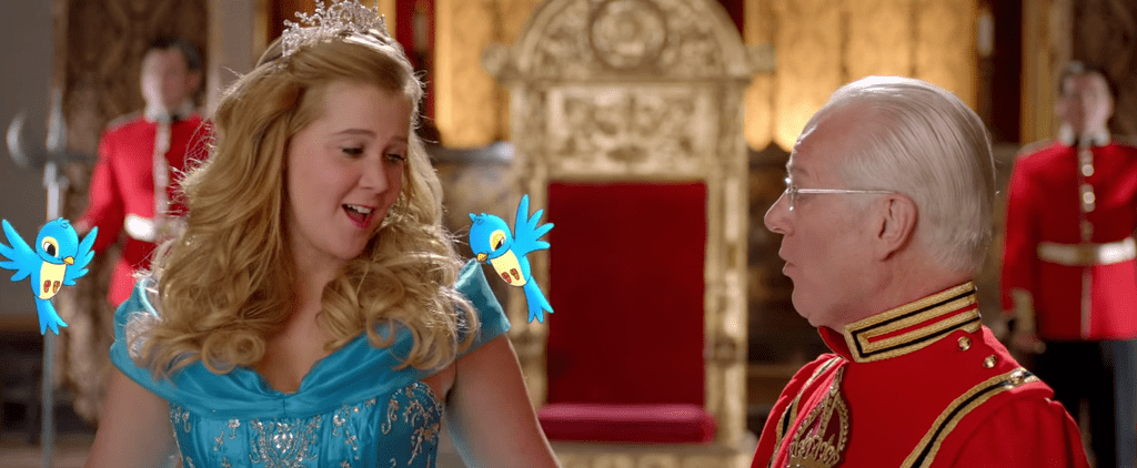Amy Schumer Takes the Concept of Disney Princesses and DESTROYS It