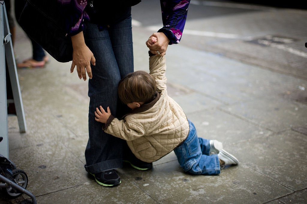 SYMPATHIZE: You're not the only one who has trouble disciplining your kids.