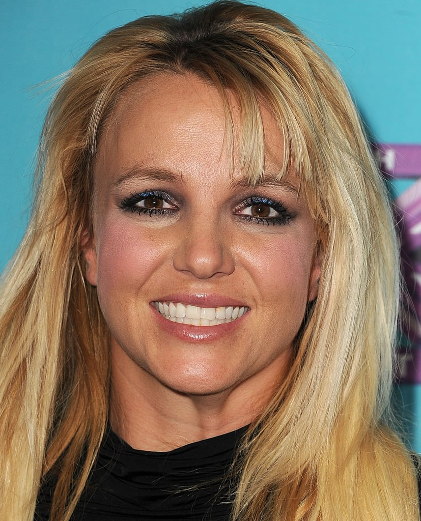 Britney Spears smiled for photos in LA.