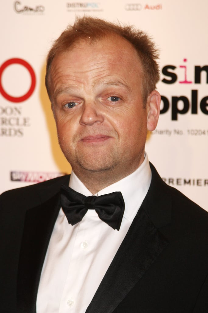 Toby Jones attended the London Film Critics' Circle Awards on Sunday.