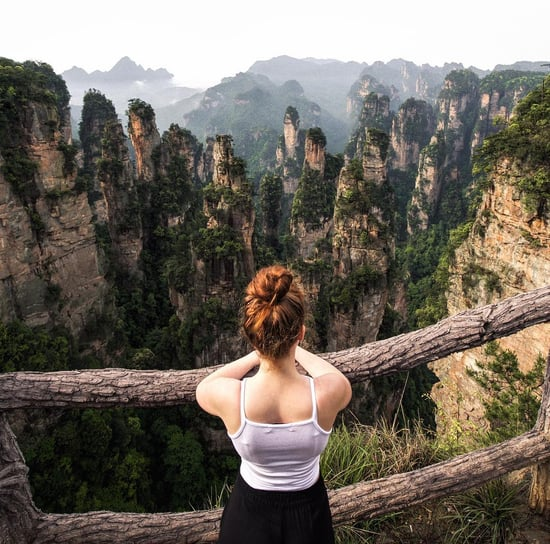 Photo of Zhangjiajie, China