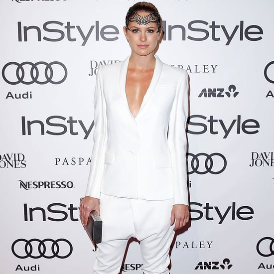 2014 Instyle Women of Style Awards Red Carpet