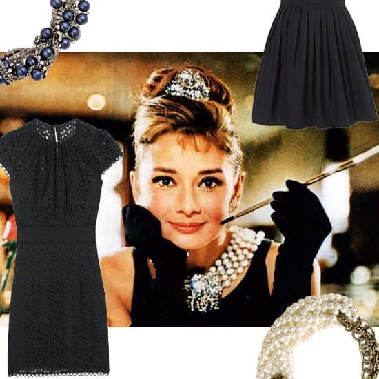 10 Modern and Chic Options on the Classic Pearl and LBD Outfit