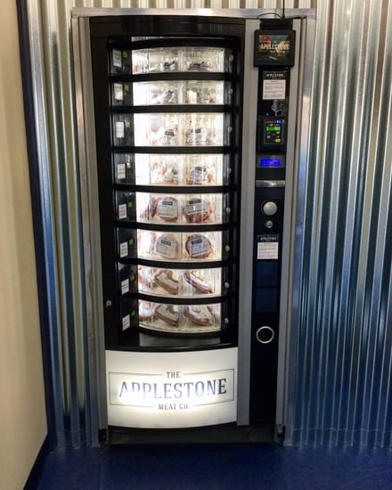 When the Best Meat Comes From... a Vending Machine?