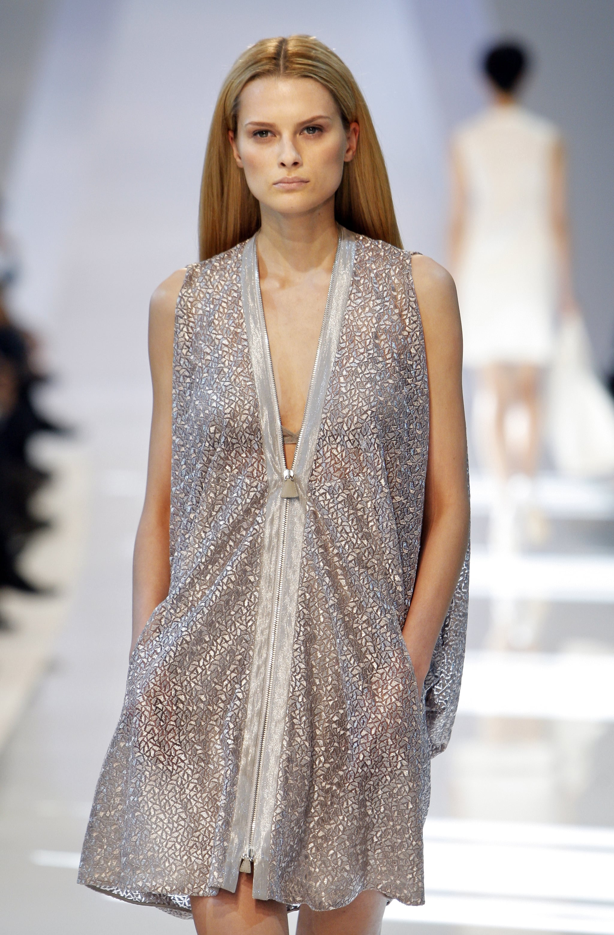Paris Fashion Week: Akris Spring 2010