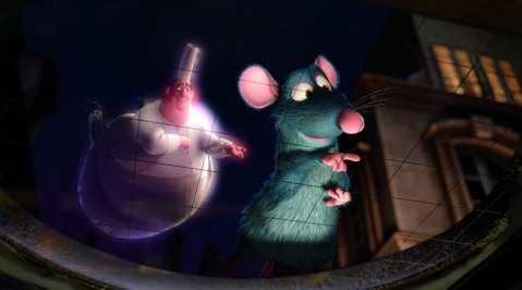 Ratatouille Heats Up the Box Office
