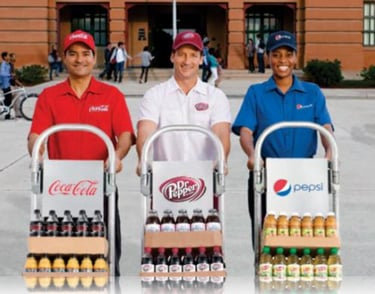 Beverage Titans Team Up to Remove Soda From Schools