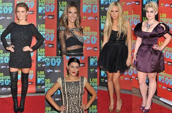 Photos of MTV Premios