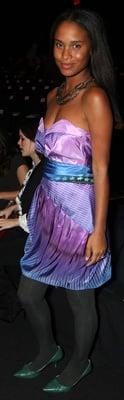 Celeb Style: Joy Bryant